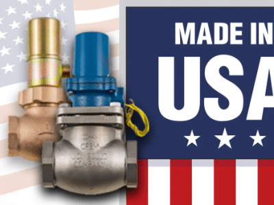 Solenoid Valves Made In USA by Gould Valves