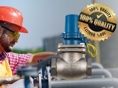 Quality of solenoid valves matters