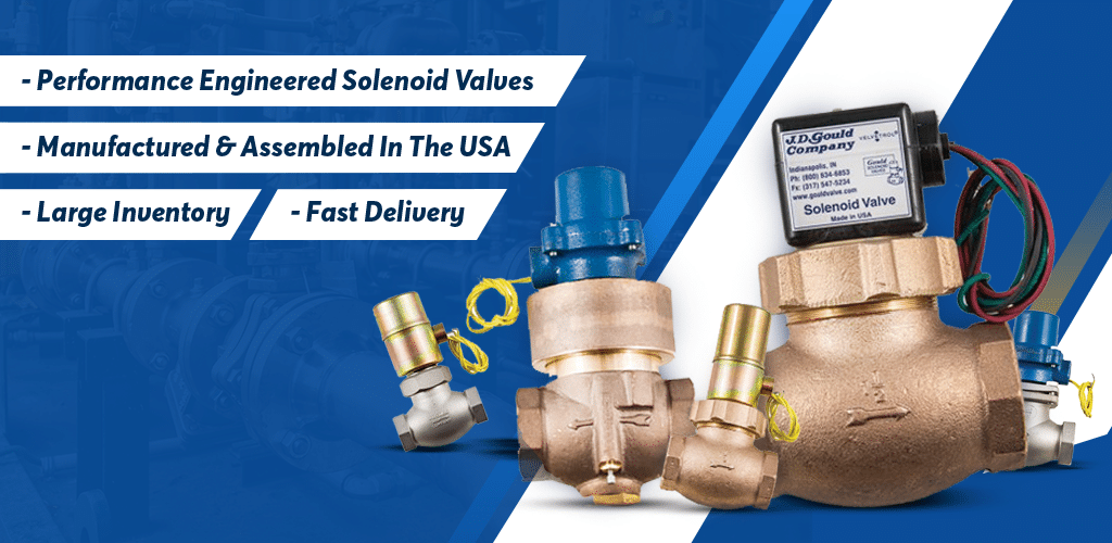 Solenoid Valves Made In The USA